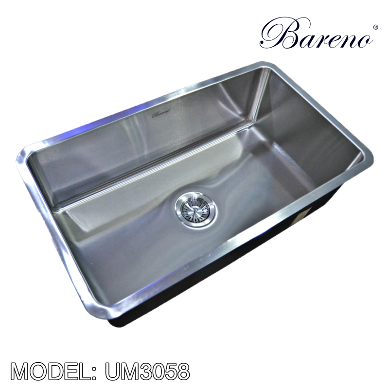 BARENO Kitchen Sink UM3058 Kitchen Sinks BARENO - Topware Solutions