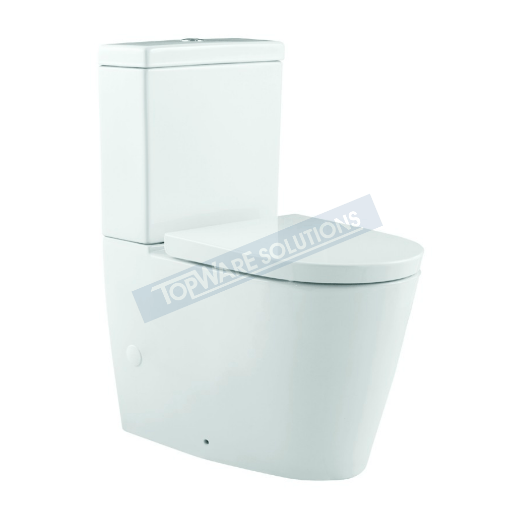 JOHNSON SUISSE Venezia Two Piece WBSC950083WW, Bathroom W.Cs, JOHNSON SUISSE - Topware Solutions