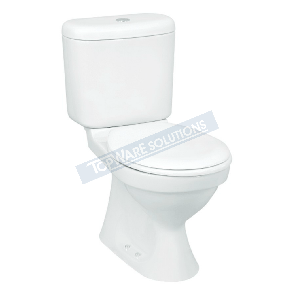 JOHNSON SUISSE Verona Two Piece WBSEVE202, Bathroom W.Cs, JOHNSON SUISSE - Topware Solutions