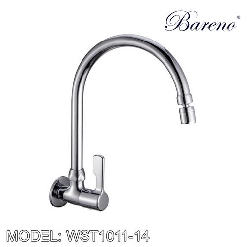 BARENO PLUS Wall Sink Tap WST1011-14 Kitchen Faucets BARENO PLUS - Topware Solutions