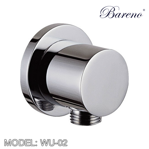 BARENO PLUS Wall Union WU-02, Bathroom Faucets, BARENO PLUS - Topware Solutions