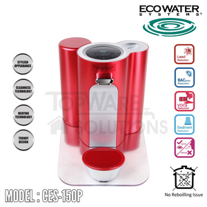 ECOWATER CES-150P No Reboiling Healthy Drinking Water Dispenser, Water Filters, ECOWATER - Topware Solutions