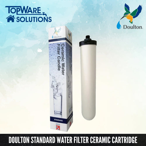 [GENUINE] Doulton 9104 Standard Ceramic Water Filter Candle Cartridge [ Made In England ]