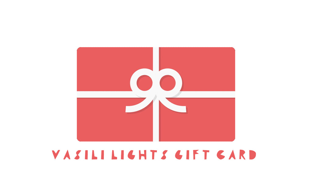 Vasili Lights Gift Card 3