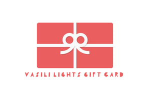 Vasili Lights Gift Card 1