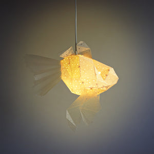 Baby Goldfish Lamp