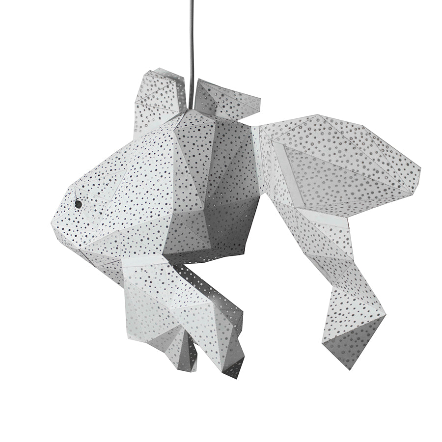 Fish Paper Lantern - VASILI LIGHTS