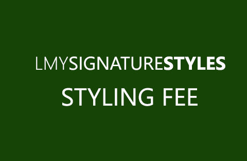 STYLING FEE