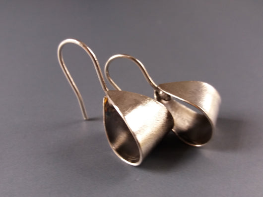 Simplicity Textured Earrings