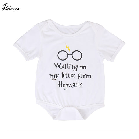 7eedc65484e Harry Potter Baby Summer Costume Clothes