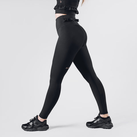 Strong is Female Frill Leggings