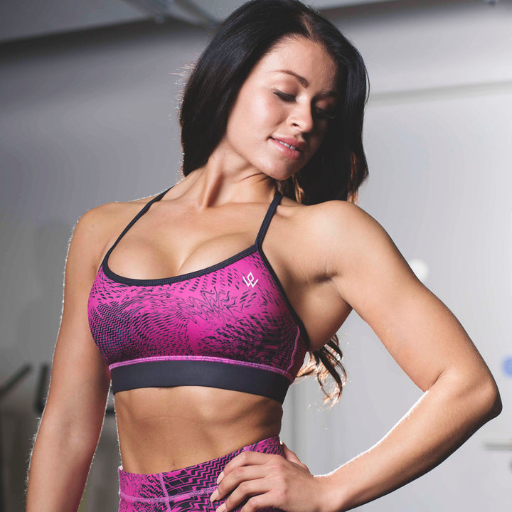 High Performance Strap Bra
