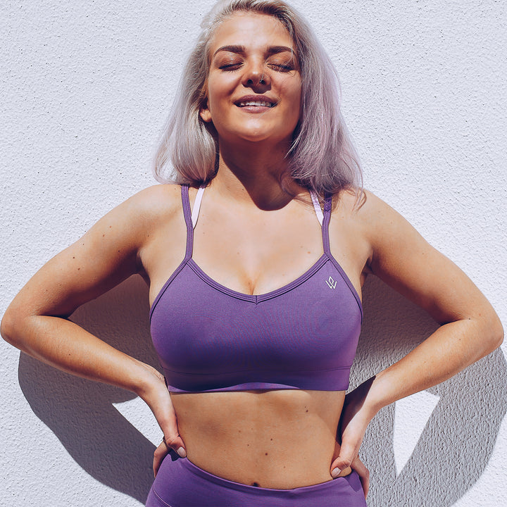Core Strappy Bra