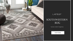 Southwestern Rug#https://www.rugknots.com/collections/southwestern-rugs