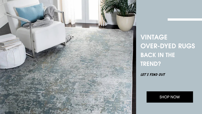 Overdyed Rugs#https://www.rugknots.com/collections/overdyed-rugs