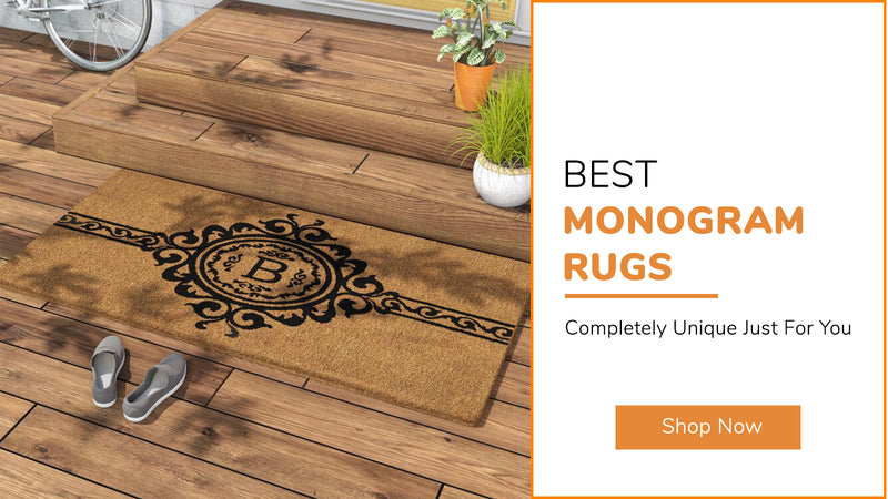 Monogram Rugs#https://www.rugknots.com/pages/monogrammed-rugs