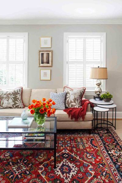 modern persian rugs : living room rugs modern