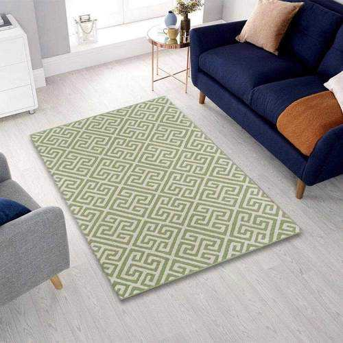 Fishing for the right rug material