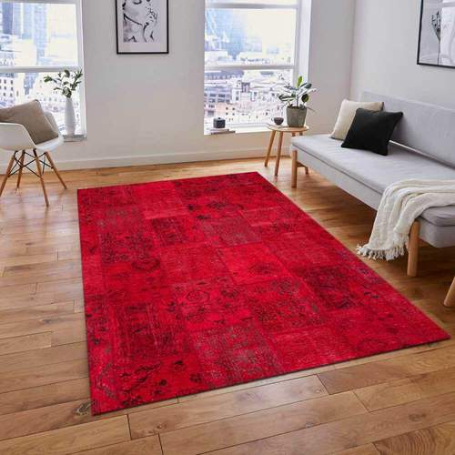 Why Buy Overdyed Rugs from RugKnots?
