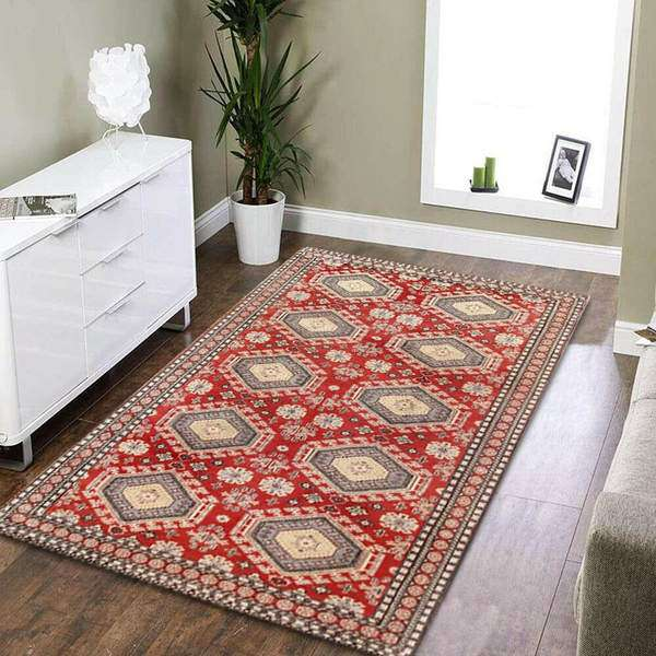 What are Bokhara Rugs Made of?