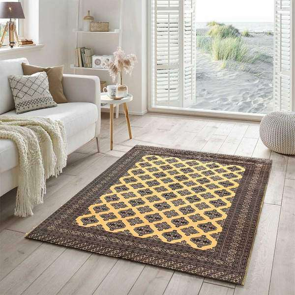 Why is the Pakistani Bokhara Rug Popular?