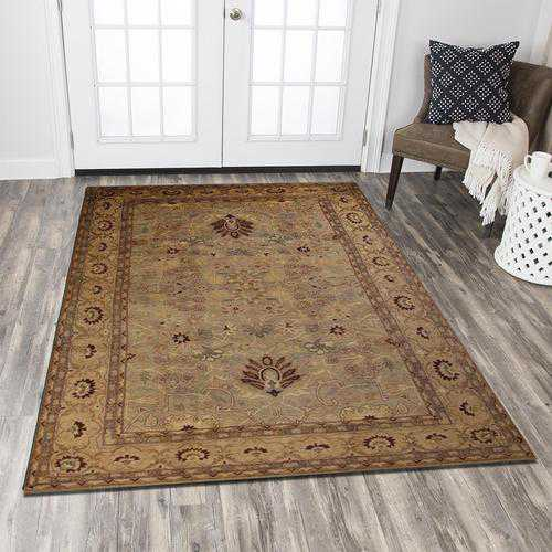 How Large Should an Area Rug in The Living Room be?