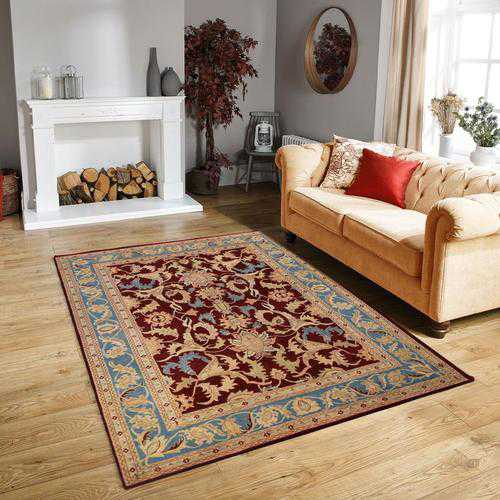 Should The Furniture Sit on a Rug?