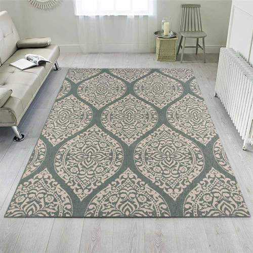 Tips to Decorate with Geometric Jute Rugs