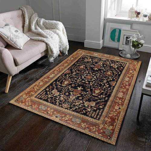 How can you Keep your rug in its place?