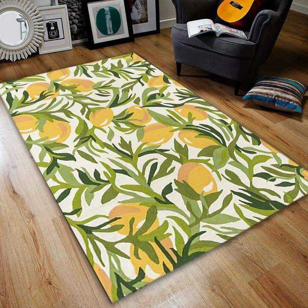 Steps to Clean Polypropylene Rugs: