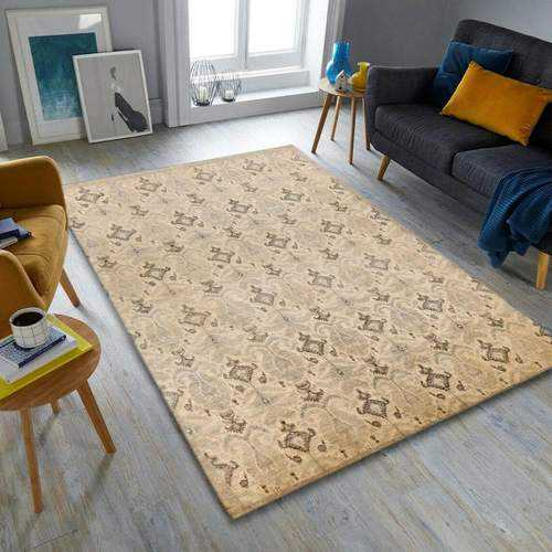 Style of a Living Room Area Rug