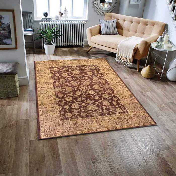 What Fiber is Used to Make Rugs on a Peg Loom?
