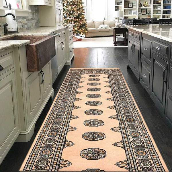 Where to place a Kitchen Rug