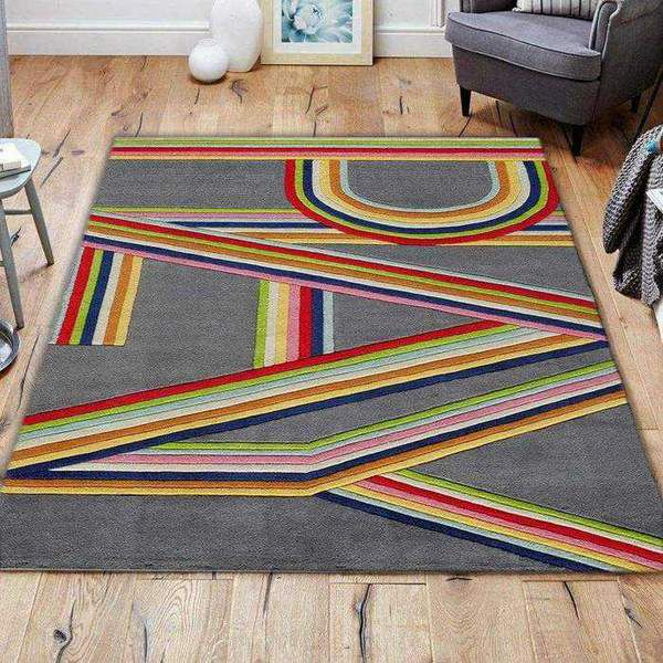 Two Rugs Are Better Than One