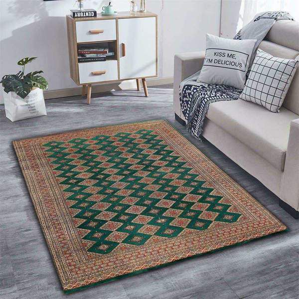 The Bokhara Rugs
