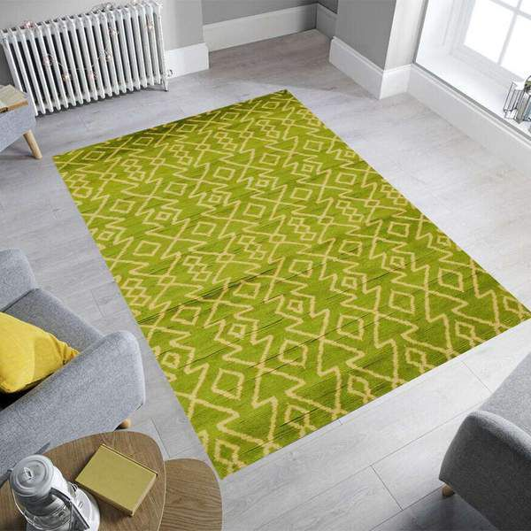 Remove Stains From Wool-Blend Area Rugs