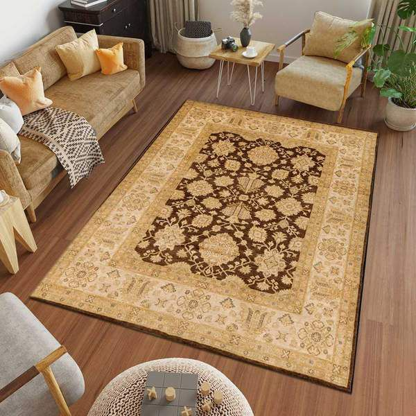 What Color Rug Goes With Grey Carpets
