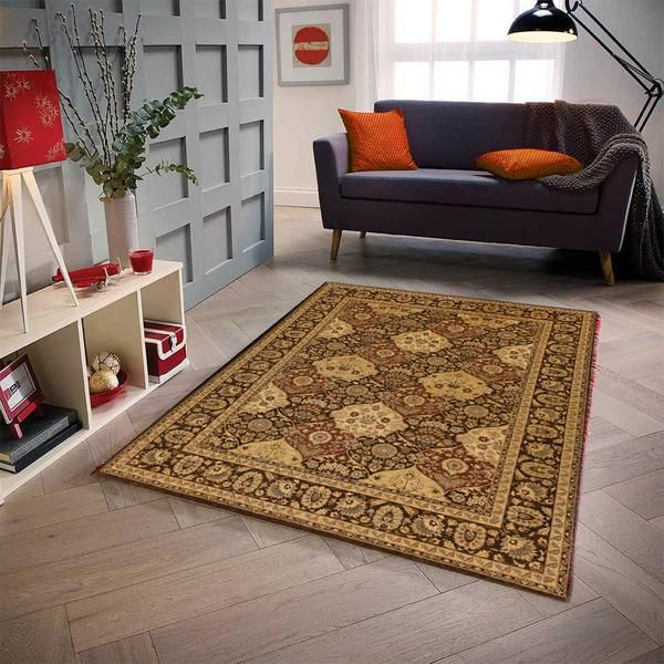 Types of Oriental Rugs: A Detailed Guide