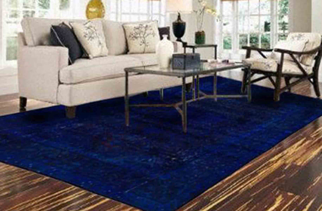 The Cool Effect of Blue Area Oriental Rugs | Rugknots — RugKnots