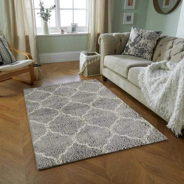 Pick an Area Rug Style