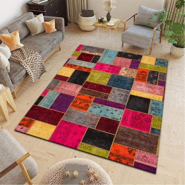 Choose One Area Rug For Each Room