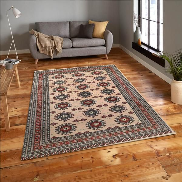 Tip5: Be sure to use a rug pad with your new rug