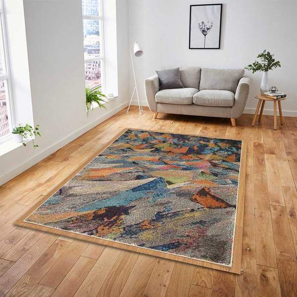 Consider Area Rugs Made of Natural Fibers Than Synthetic one