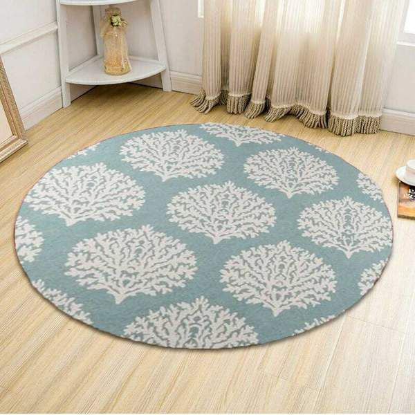 Why? Why Use Round Rugs?