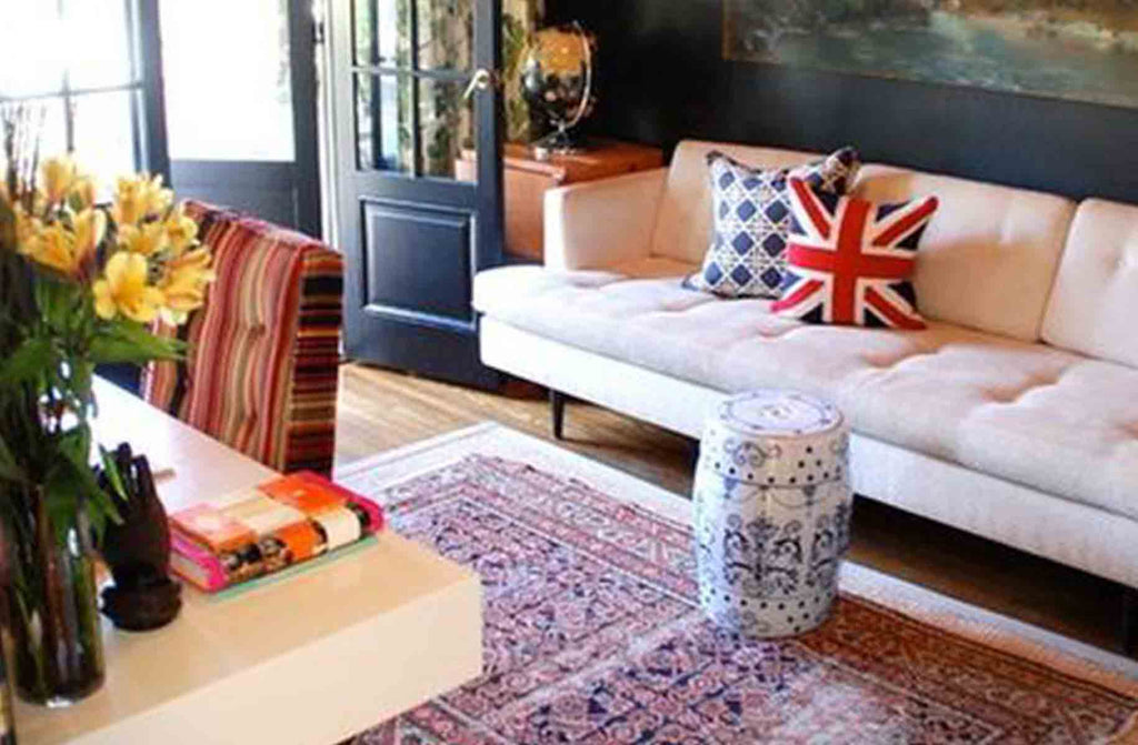 6 Best Elements Of Eclectic Interior Design Rugknots