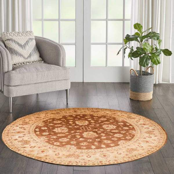An Intensive Guide on Round Rugs