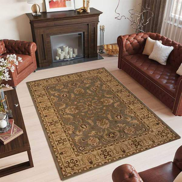 Polypropylene Rugs Are Easy to Clean