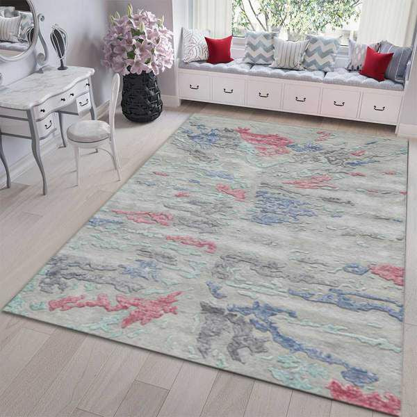 Choose Area Rugs  That Can Create the Illusion of an Enlarged Room