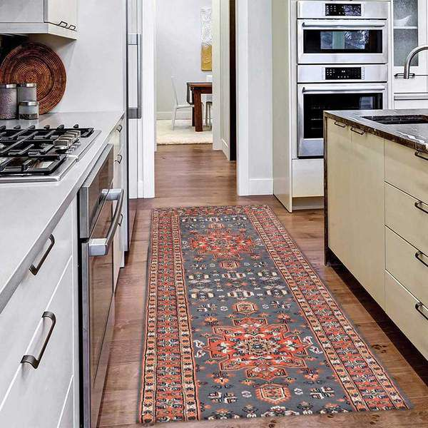 Using Runner Rugs In Areas Where There Is Heavy Traffic