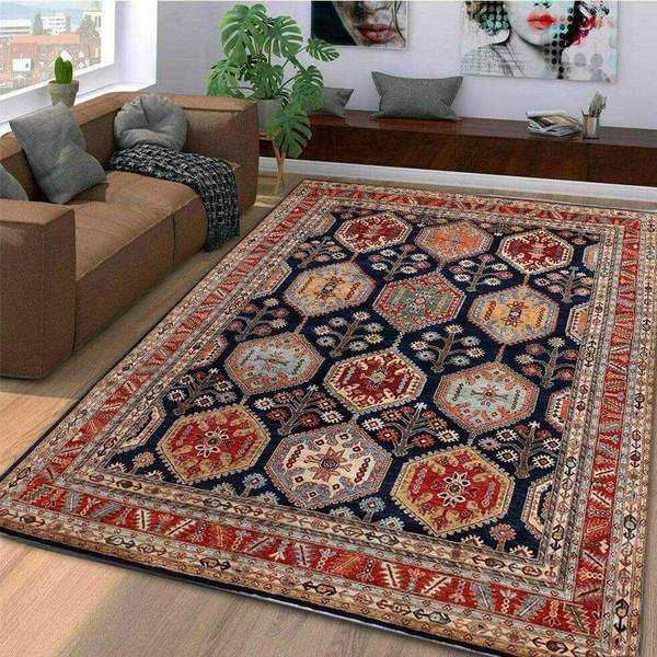How do you Choose The Right Size Rug For Your Bedroom?